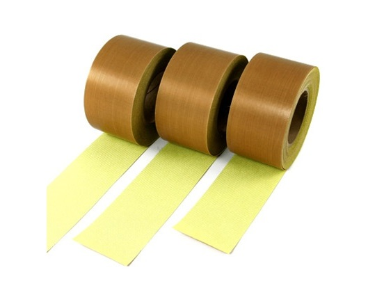 Teflon Coated Glass Fabric Tape