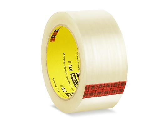 3M Clear Carton Sealing Tape