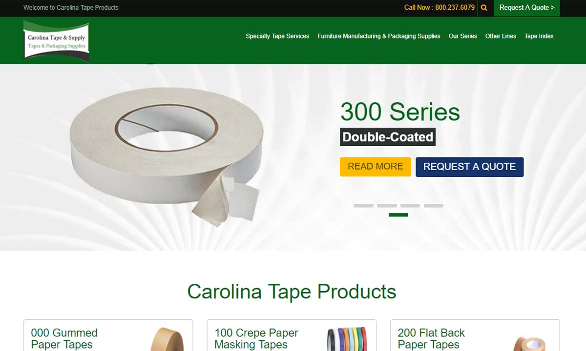 Carolina Tape & Supply Corporation
