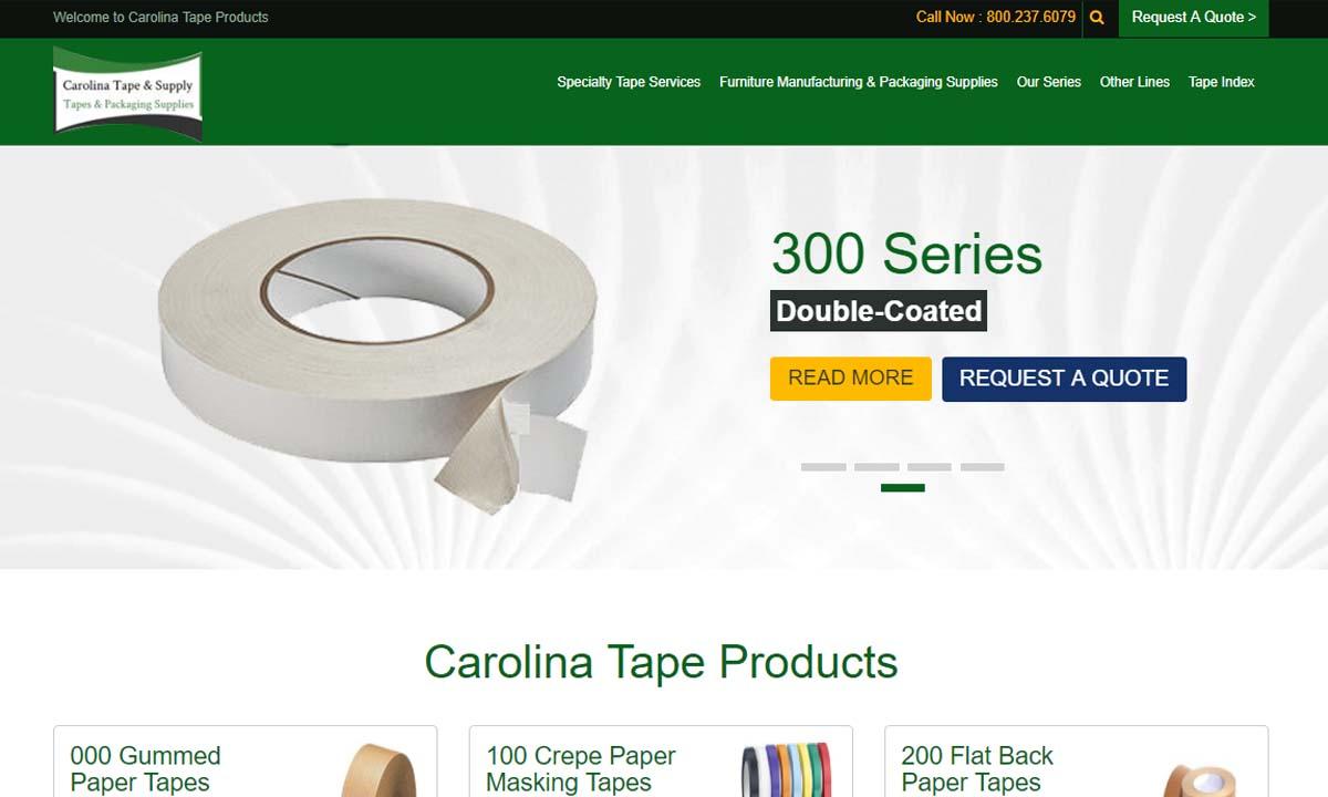 Carolina Tape & Supply Corporation