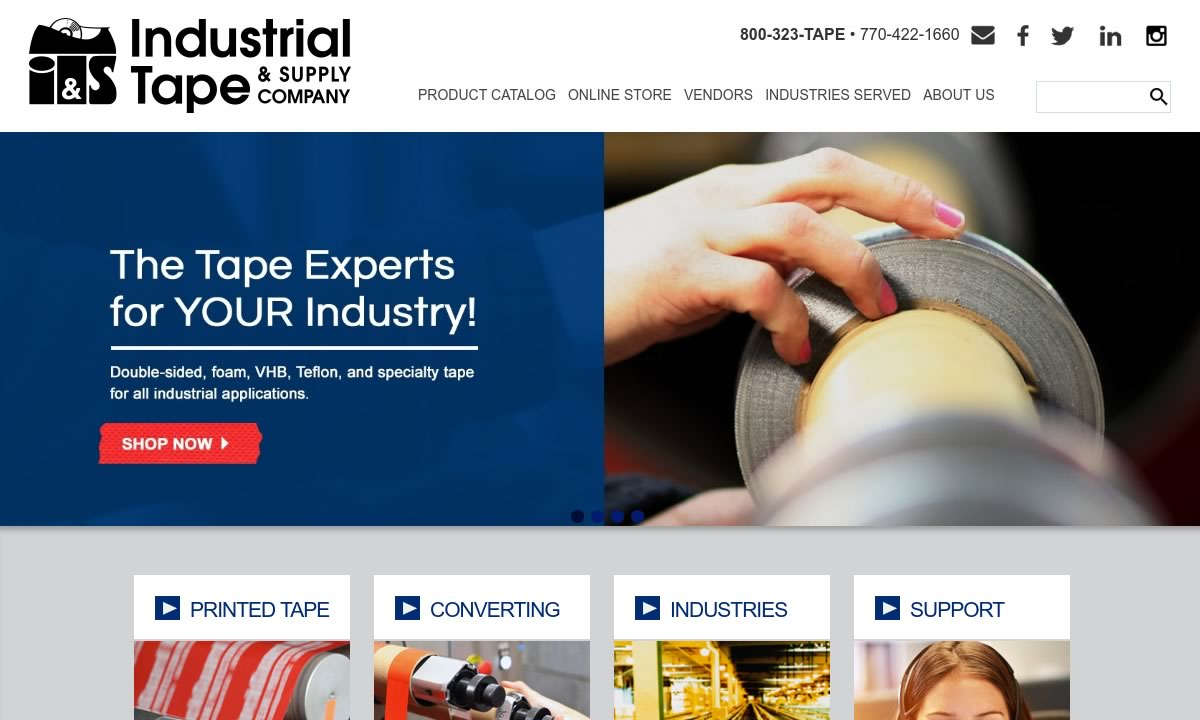 Industrial Tape & Supply Company