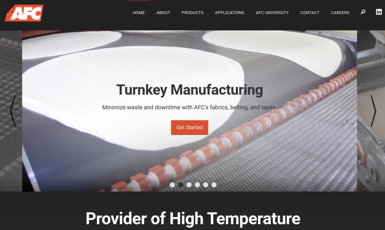 Advanced Flexible Composites,  Inc.
