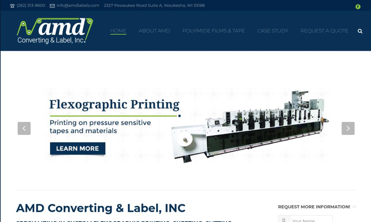 AMD Converting & Label, LLC
