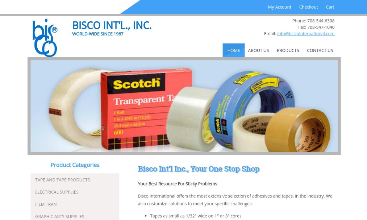 Bisco International