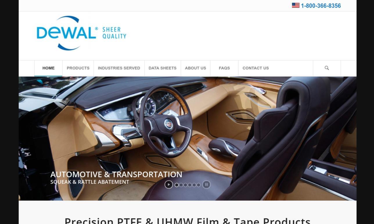 DeWAL Industries - USA