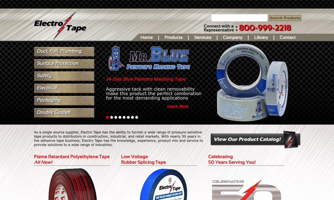 Electro Tape Specialties, Inc,