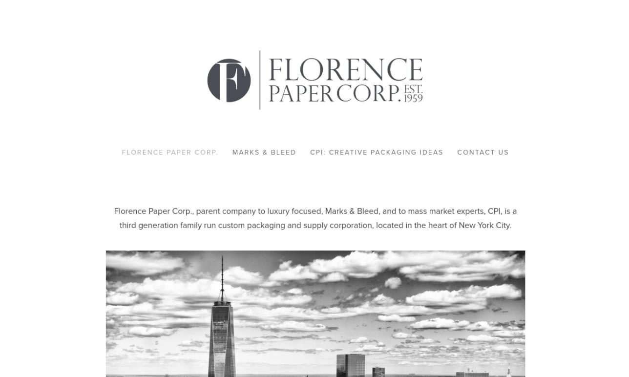 Florence Paper