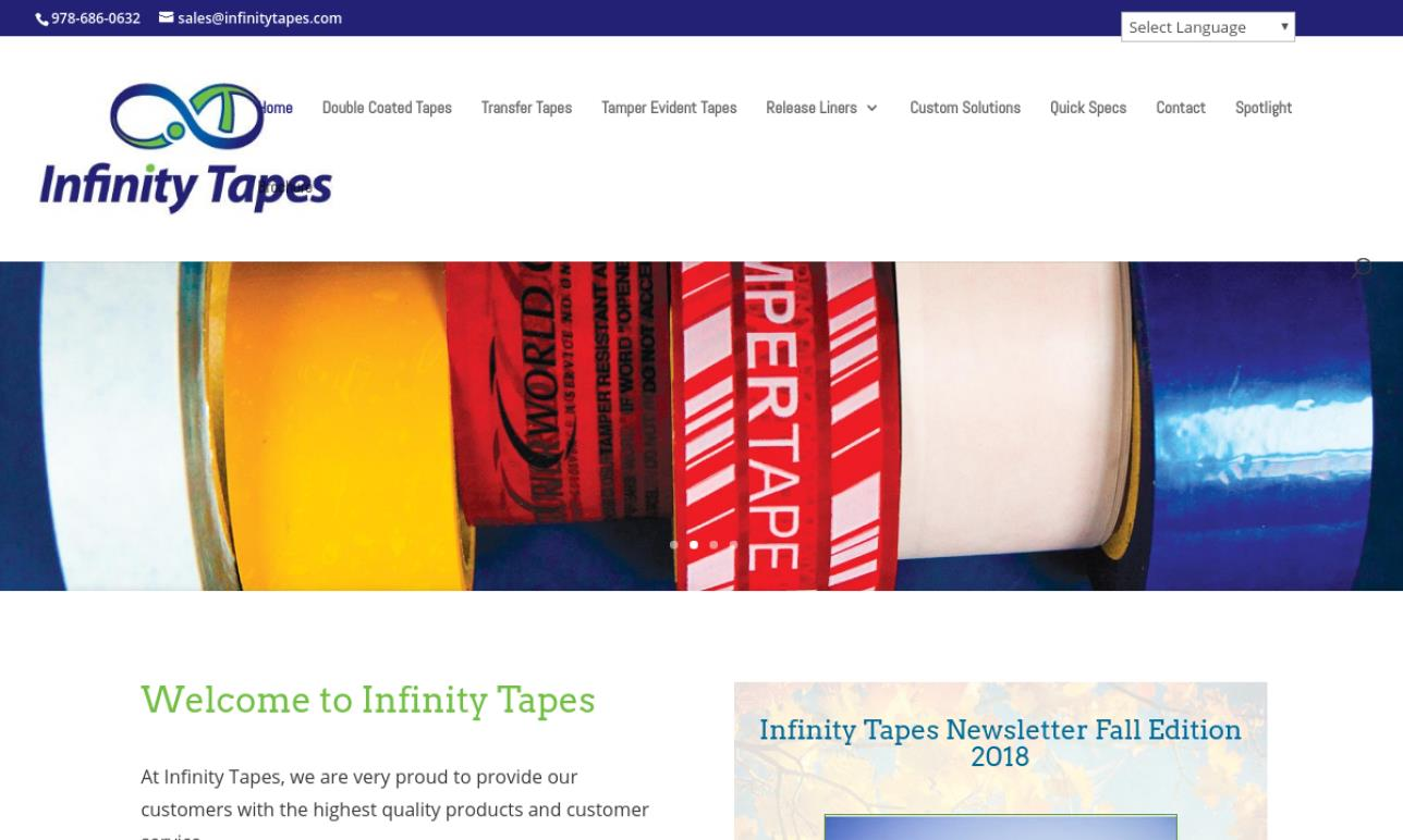 Infinity Tapes
