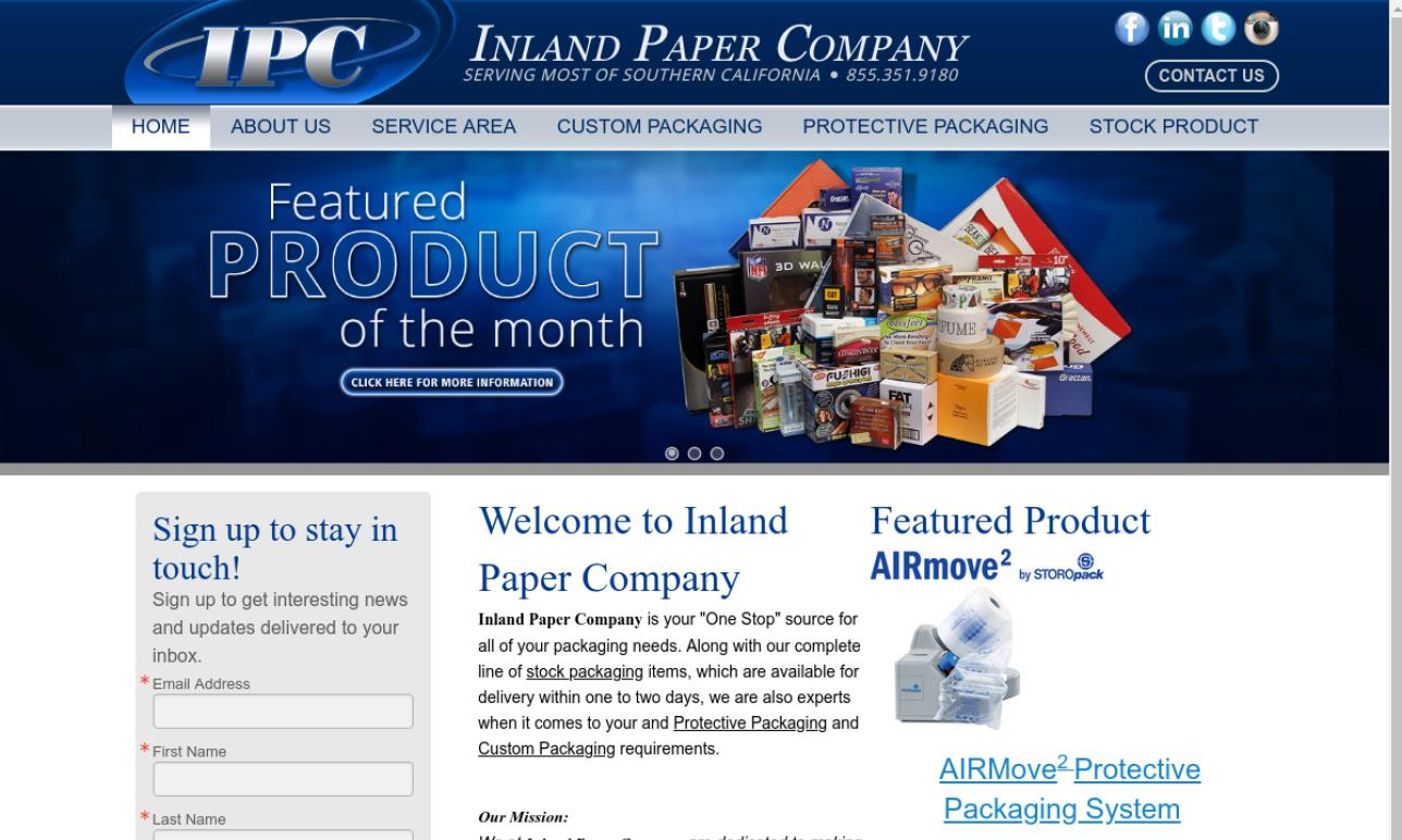 Inland Paper Company