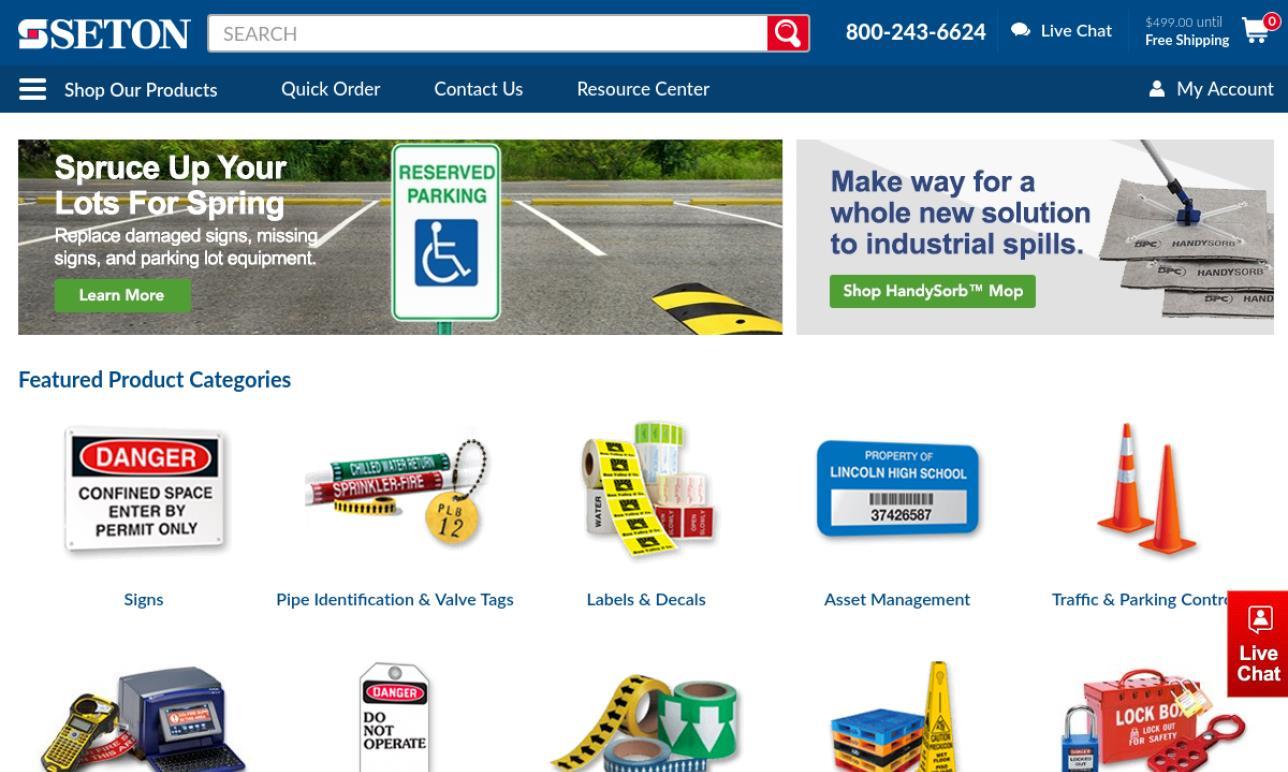 Seton Identification Products
