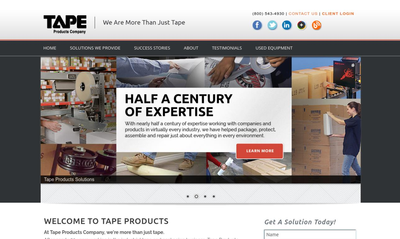 Tape Products Company