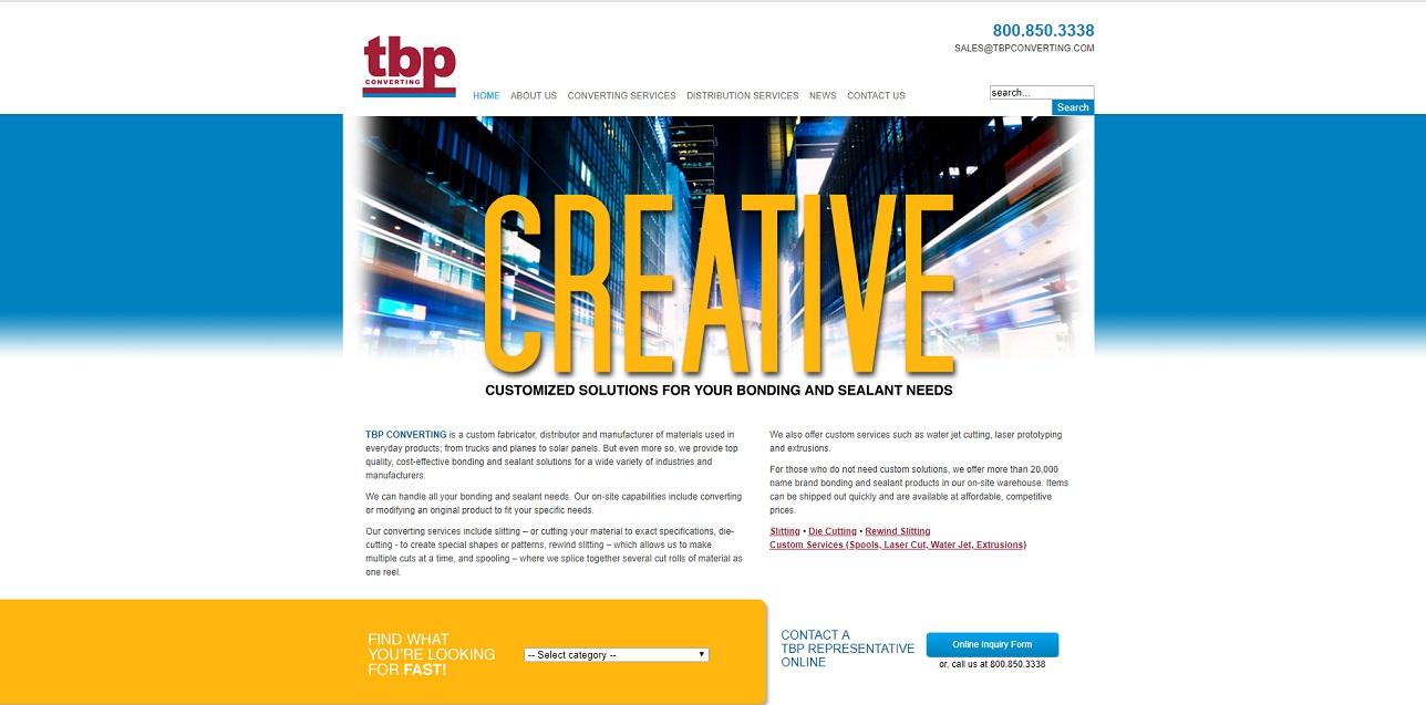 TBP Converting