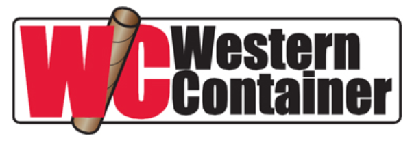 Western Container Corp. Logo