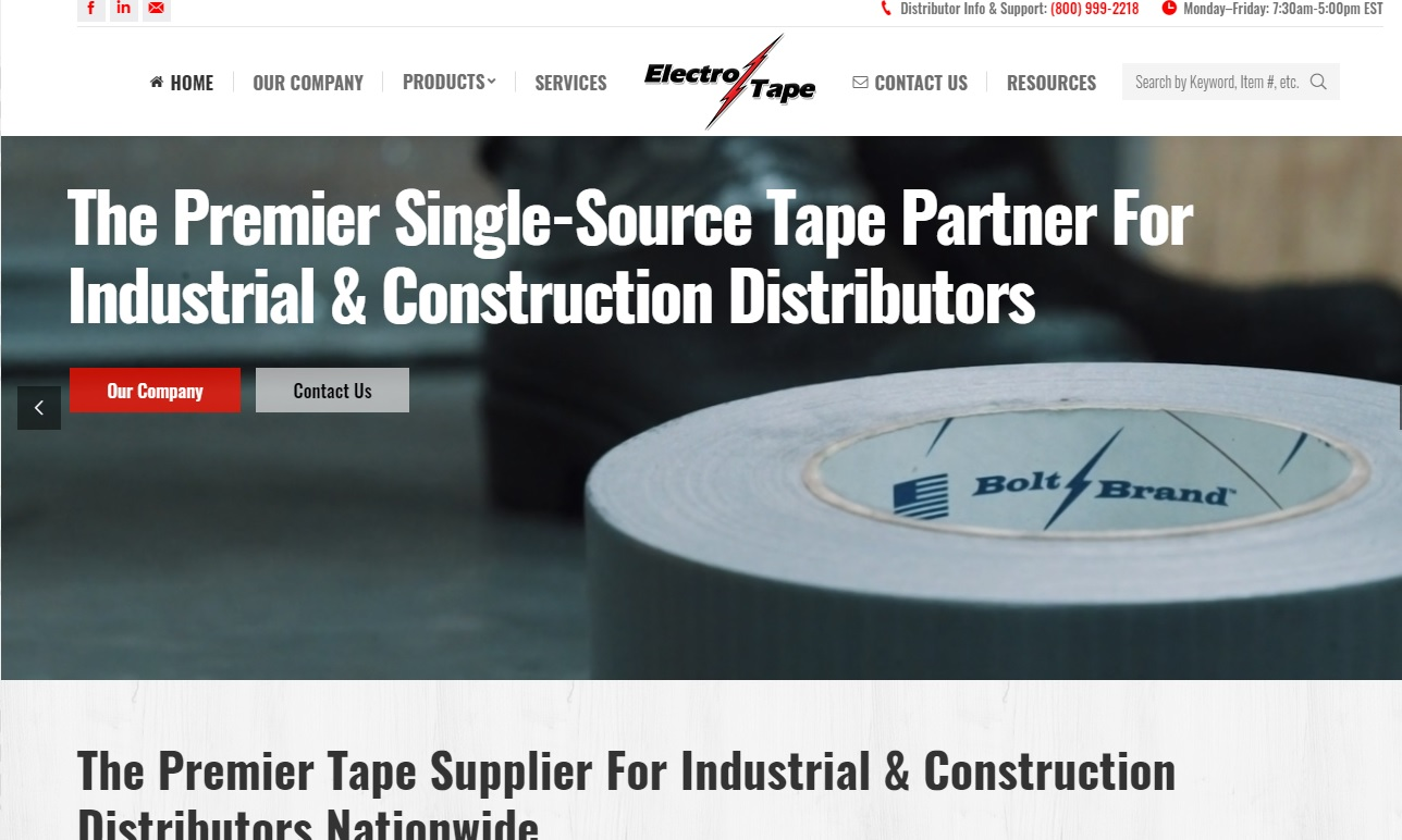 Electro Tape Specialties, Inc,